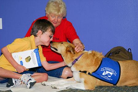 Канистерапия лечение при помощи собак